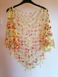 halloween shawl