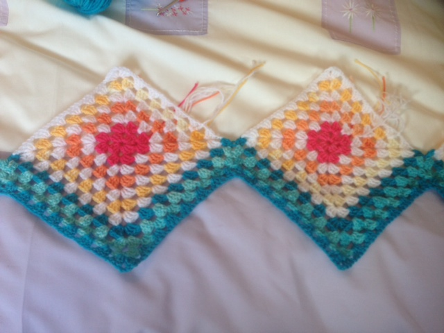 Granny Blanket: Part2