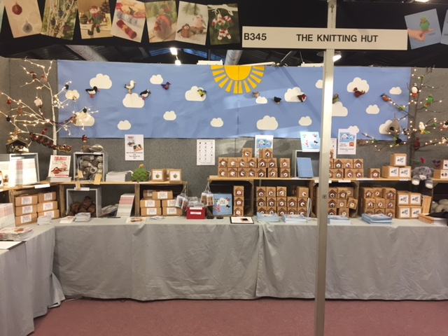 Knitting and Stitching Show – Harrogate